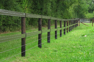 horserail fencing south west england